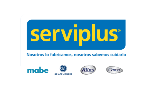Large servi plus logo